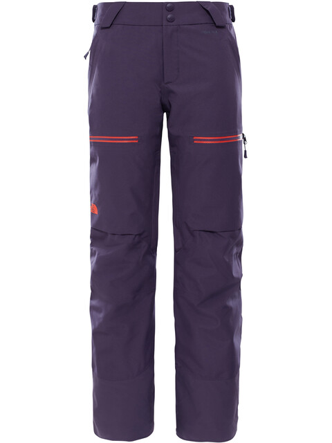 The North Face W's Powder Guide Gore Pants Dark Eggplant Purple